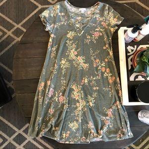 CUTE SPRING DRESS!